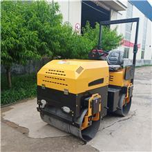 常年销售 1.5吨压路机 小区道路振动压实机 座驾式沟槽沥青压实机