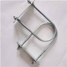 大棚配件批发市场 圆管U型卡 大棚圆管配件 U型丝 大棚管卡 其他型号可根据要求定制