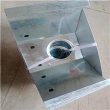 大棚天沟水槽 连体棚流水沟 水槽配件 水槽漏斗 尺寸可定制