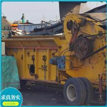 二手柴油版移动式破碎机 二手生物质木料综合粉碎机 二手大型锤式破碎机 长期供应