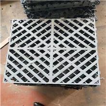 玻璃钢地板 电缆沟绝缘格栅 工厂平台网格板 38*38*38