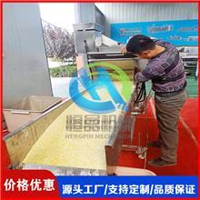 火锅糍粑裹糠机器 糍粑上浆裹糠加工设备 威化纸包冰激凌裹糠机价格