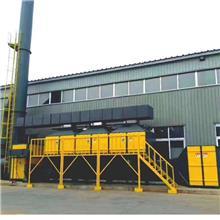 常见供应 催化燃烧设备 客户定制 沸石转轮催化燃烧设备 废气净化效率高