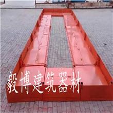 毅博厂家批发 八角形施工平台 墩柱安全平台 高铁建筑施工盖梁平台