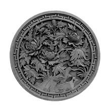 手工砖雕制作 黏土青灰砖雕 古建筑装饰砖雕 量大优惠