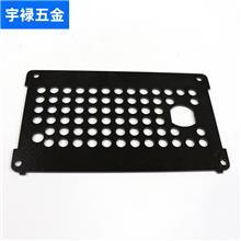 不锈钢冲压件铁铜铝片板异形折弯 充电器面板
