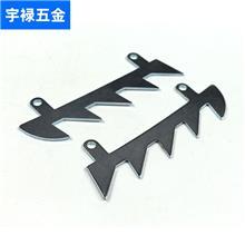 不锈钢冲压件加工定做非标冲压件 电动工具防滑齿