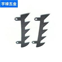 电动工具防滑齿 五金件拉伸冲压加工