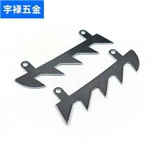 加工定制各类冲压件五金件可来图来样加工 电动工具防滑齿