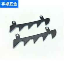 冲压件厂定做不锈钢冲压件五金冲压件 电动工具防滑齿