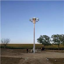 黑龙江黑河市 高杆灯  规格型号15米20米25米30米35米太阳能路灯厂 德州本铄新能源