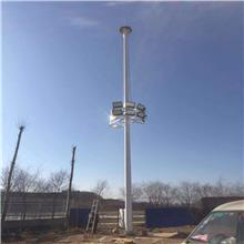 湖北十堰市 高杆灯  太阳能路灯厂家直供15米20米25米30米35米 德州本铄新能源