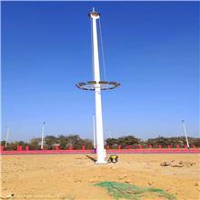黑龙江绥化市 高杆灯 厂家供应 15米20米25米30米35米太阳能路灯厂 德州本铄新能源