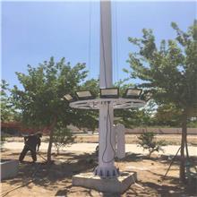 河北张家口高杆灯生产商 大功率led超亮室外 足球场 广场升降式 学校高杆灯 25米30米