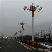 黑龙江牡丹江市 高杆灯 批发零售15米20米25米30米35米太阳能路灯厂 德州本铄新能源