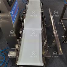 鱼类皮带称重机超重欠重剔除皮带检重称重量识别分选别机流水线电子秤
