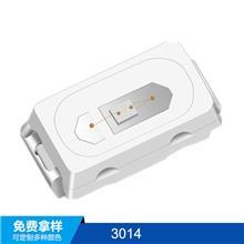 厂家直销LED贴片式灯珠 3014暖白光 led灯珠 发光二极管