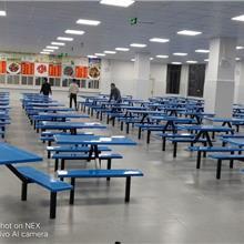 食堂桌椅、快餐桌椅、餐桌椅、小吃店桌椅、炸鸡汉堡店、奶茶店面馆、桌椅凳组合、一桌四椅、定制