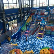 室内游乐场设备、儿童淘气堡乐园、儿童乐园充气城堡、西餐厅乐园亲子乐园淘气堡、游乐场娱乐城堡