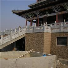 厂家直供花岗岩石雕石栏杆 广场石雕栏杆 河道景区石栏板价格