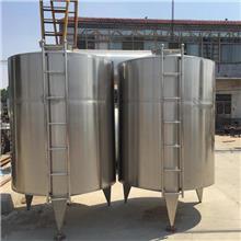 定做不锈钢储罐 二手20吨不锈钢搅拌罐 二手304不锈钢储罐 价格报价