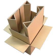 三层瓦楞纸箱定做厂 纸箱特硬耐破防潮 浦东纸箱子厂家直销