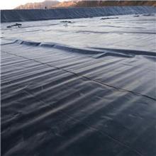 覆盖雨水分流土工膜 恒超厂家 聚乙烯防渗土工膜