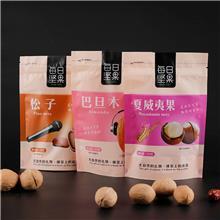豆点心面独立小包装儿童小零食 油炸膨化食品包装袋 糖果包装袋 彩色印刷厂家