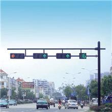 (创思维)信号灯灯杆供应 红绿灯杆设备 LED信号灯杆直供