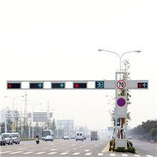 信号灯灯杆 红绿灯杆厂家 LED信号灯杆价格