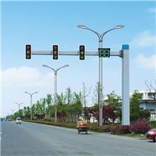 信号灯灯杆批发 红绿灯杆定制 LED信号灯杆厂家