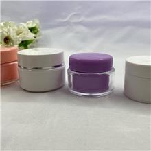 亚克力卸妆罐 100g分装盒 加工 化妆品瓶塑料瓶 种类繁多