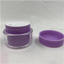 化妆品瓶塑料瓶 按需出售 亚克力卸妆罐 塑料膏霜瓶圆瓶 服务贴心