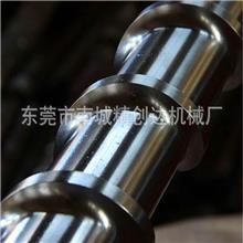 东莞双金属螺杆炮筒 双合金螺杆炮筒 PC光学螺杆 无卤螺杆生产厂家