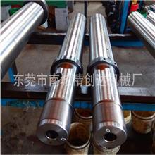 肇庆双金属螺杆炮筒 双合金螺杆炮筒 PC光学螺杆 无卤螺杆生产厂家