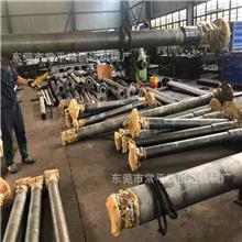 厂家供应硬质合金螺杆 注塑机双合金螺杆炮筒 注塑机料管组 注塑机料管螺杆