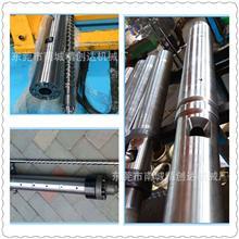 江门双金属螺杆炮筒 双合金螺杆炮筒 PC光学螺杆 无卤螺杆生产厂家