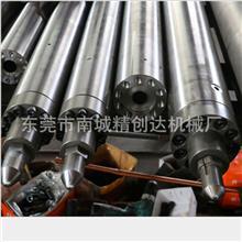 河源双金属螺杆炮筒 双合金螺杆炮筒 PC光学螺杆 无卤螺杆生产厂家