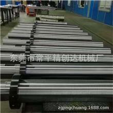 广州双金属螺杆炮筒 双合金螺杆炮筒 PC光学螺杆 无卤螺杆生产厂家