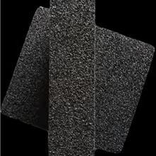 黑色泡沫玻璃板 冷库保温隔热泡沫玻璃板 吸音降噪泡沫玻璃板