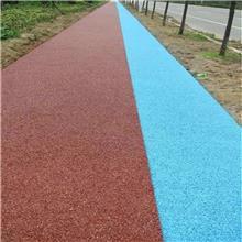 山东沥青改色罩面漆 彩色沥青罩面漆 沥青道路改色厂家 率土涂料