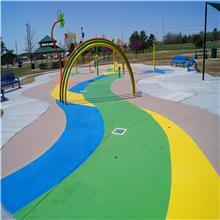 咸阳沥青改色涂料 沥青改色 彩色沥青路面罩面漆厂家 每公斤价格