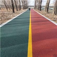 天津沥青路面改色油漆 双丙聚氨酯罩面漆 丙烯酸改性罩面漆厂家 多色可选