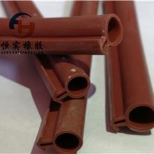 厂家生产硅胶条 嵌入式塑钢窗填缝条 铝型材用防撞条 木门密封条