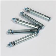 国标膨胀螺栓 碳钢4.8级金属膨胀螺丝规格齐全可定制 加长膨胀螺丝