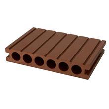 长沙木塑地板厂家 木塑 塑料 地板 园林工程木塑地板