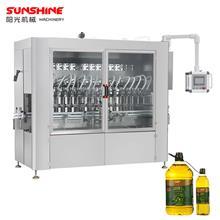 油脂灌装生产线 橄榄油灌装机 菜籽油灌装机 食用油灌装机