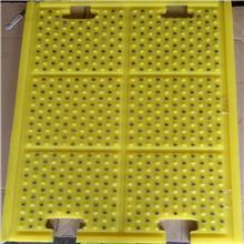 生产加工 聚氨酯胶板 石油钻井平台防滑垫 聚氨酯防滑板