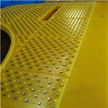 聚氨酯防滑垫厂家 钻井平台防滑板  石油防滑垫