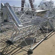海上测风塔厂家批发 气象站测风塔 裕伟厂家定制 包安装